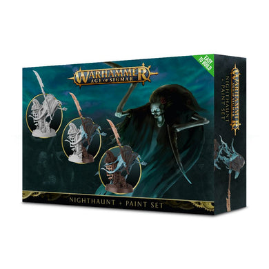 Games Workshop Nighthaunt Paint Set+