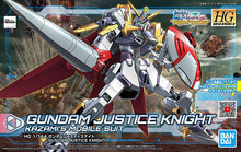 Load image into Gallery viewer, Bandai Gundam Build Divers Re:RISE HGBD:R 1/144 Gundam Justice Knight