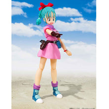 Load image into Gallery viewer, Tamashii Nation S.H.Figuarts Dragon Ball Bulma -Beginning of a Great Adventure-