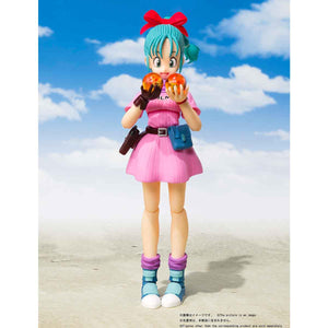 Tamashii Nation S.H.Figuarts Dragon Ball Bulma -Beginning of a Great Adventure-