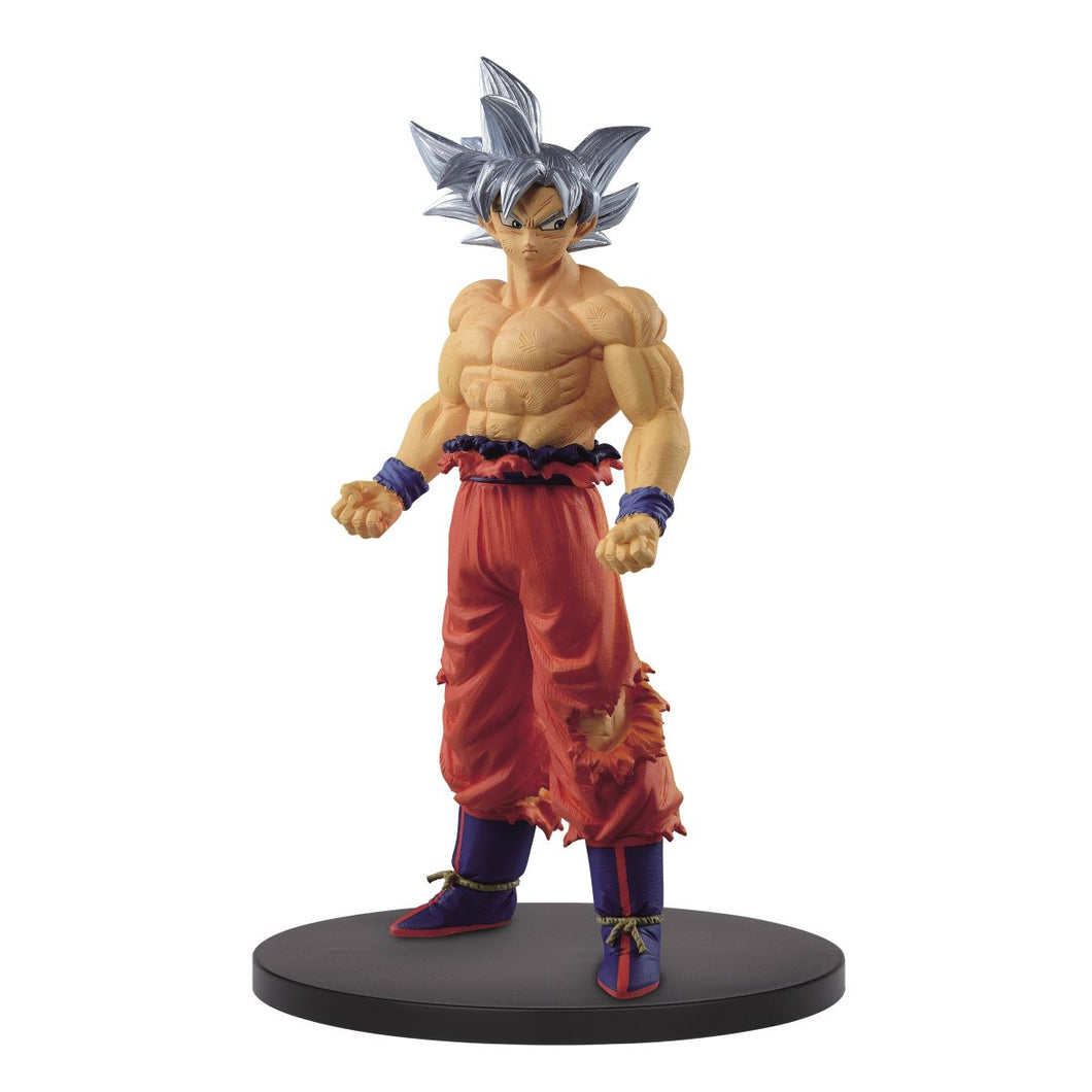 Banpresto Dragon Ball Super Creator x Creator Son Goku B: Ultra Instinct
