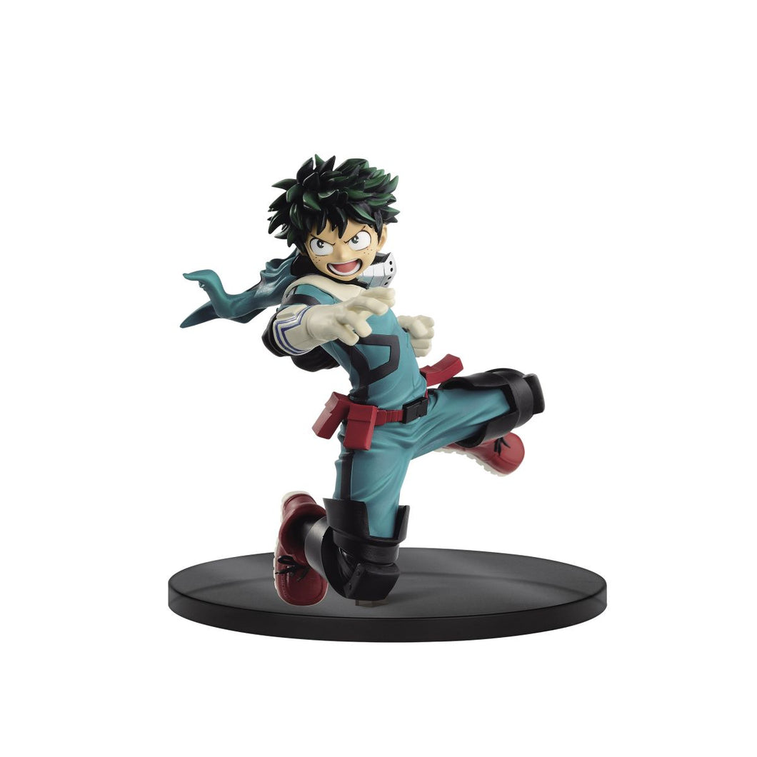 Banpresto My Hero Academia The Amazing Heroes Vol.10 B: Izuku Midoriya