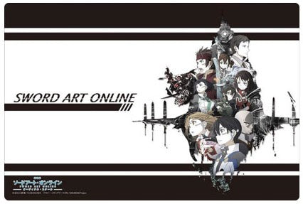 Bushiroad Rubber Play Mat Sword Art Online The Movie -Ordinal Scale-