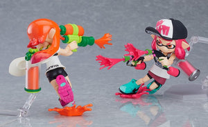 figma Splatoon / Splatoon 2 Girl DX Edition