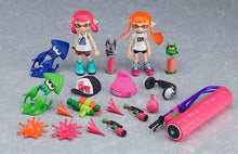 Load image into Gallery viewer, figma Splatoon / Splatoon 2 Girl DX Edition