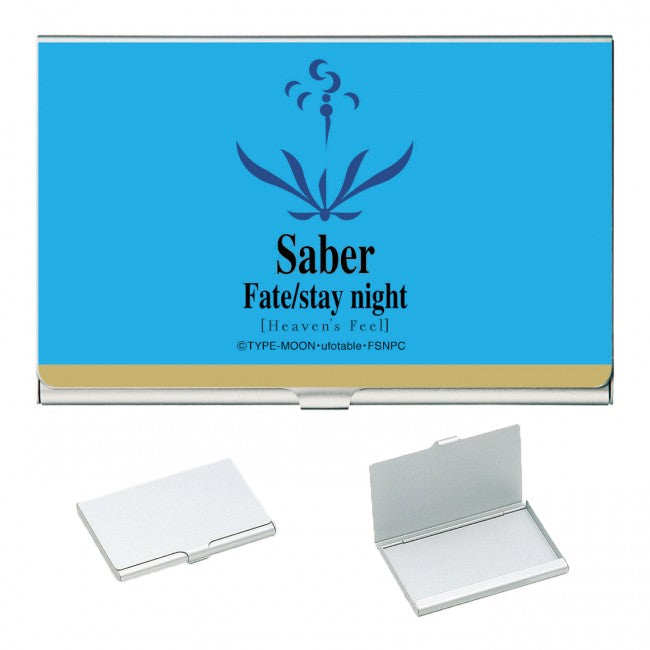 Fate/stay night Heavens Feel Business Card Case Saber