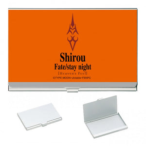 Fate/stay night Heavens Feel Business Card Case Emiya Shiro