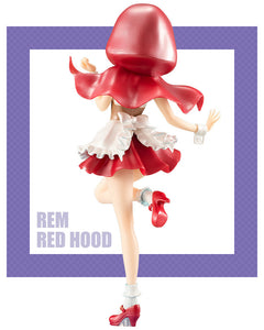 FuRyu SSS Re:Zero Rem Red Hood Pearl Color
