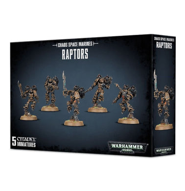 Games Workshop Chaos Space Marines Raptors 2019