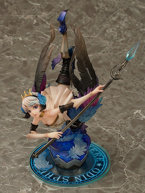 AQUAMARINE Odin Sphere Leifthrasir Gwendolyn Winged Maiden Warrior (Valkyrie)