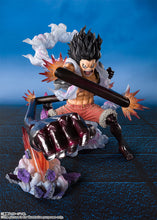 Load image into Gallery viewer, Figuarts Zero One Piece Monkey D. Luffy Gear 4th -Snakeman-
