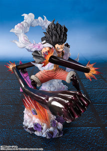 Figuarts Zero One Piece Monkey D. Luffy Gear 4th -Snakeman-