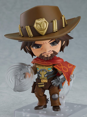 Nendoroid Overwatch McCree Classic Skin Edition