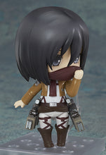 Load image into Gallery viewer, Nendoroid Attack on Titan Mikasa Ackerman