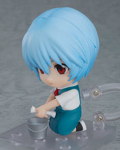 Load image into Gallery viewer, Nendoroid Rebuild of Evangelion Rei Ayanami
