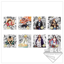 Load image into Gallery viewer, Ichiban Kuji One Piece Professionals set E