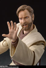 Load image into Gallery viewer, Tamashii Nation S.H. Figuarts STAR WARS:Revenge of the Sith Obi-Wan Kenobi