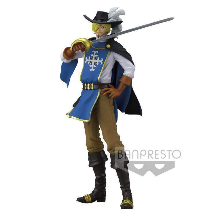 Banpresto ONE PIECE TREASURE CRUISE WORLD JOURNEY vol.2 SANJI