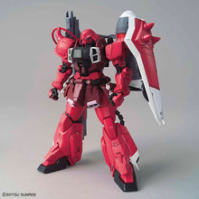 Load image into Gallery viewer, Bandai MG 1/100 GUNNER ZAKU WARRIOR LUNAMARIA HAWKE CUSTOM