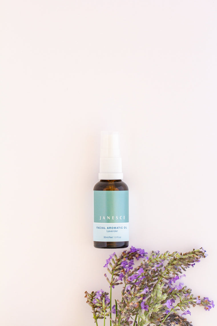 Janesce Lavender Facial Aromatic Oil