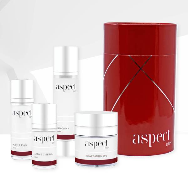 The Aspect Dr Christmas Essentials Kit