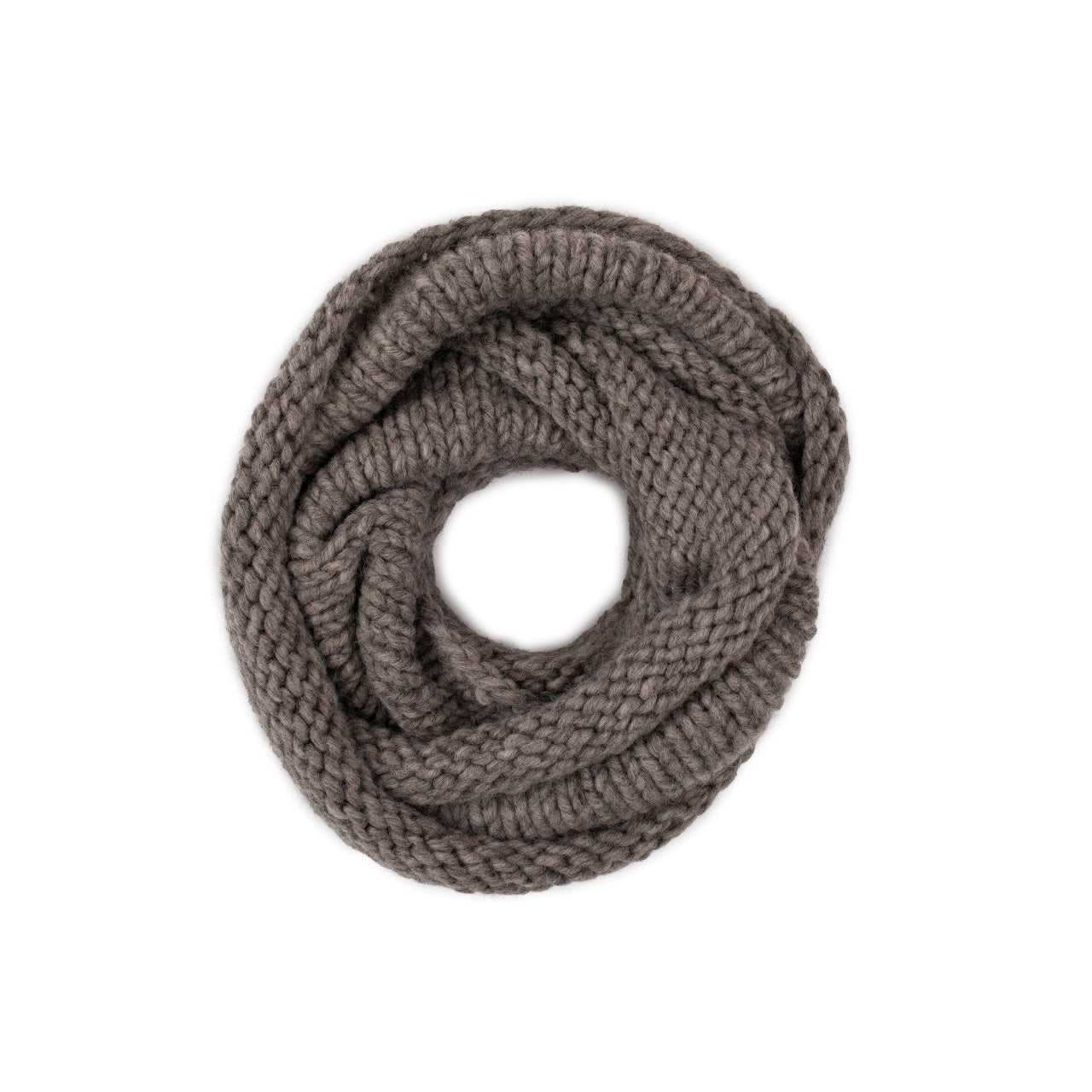 Aura scarf in gray
