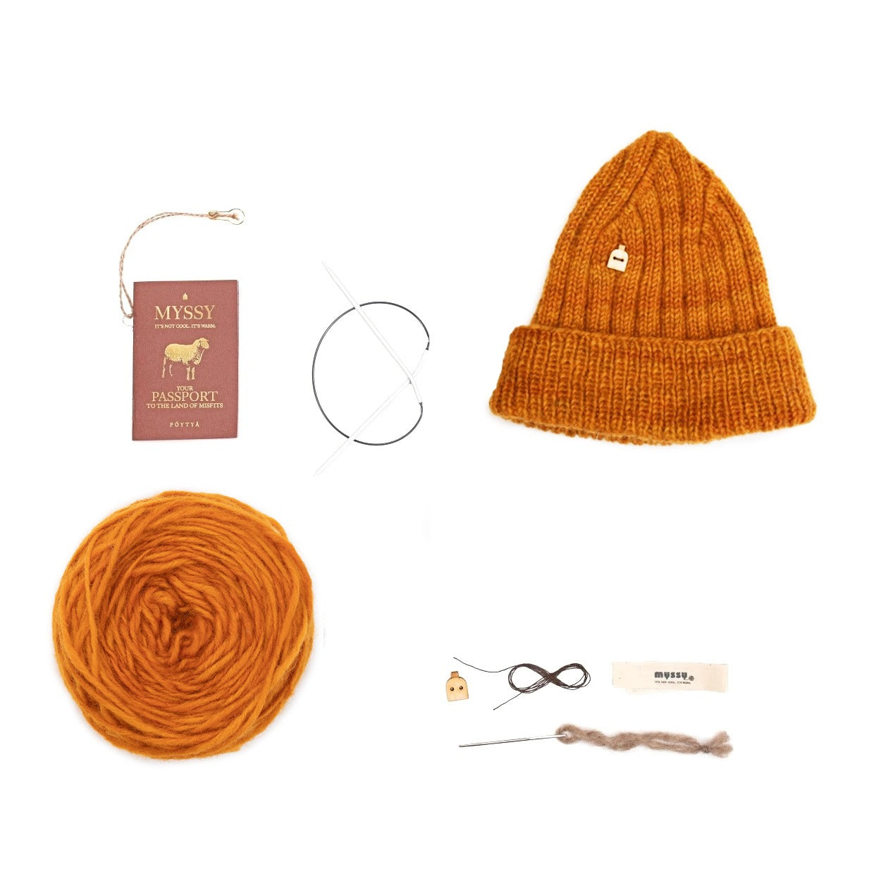 Orange My Ahti DIY Kit