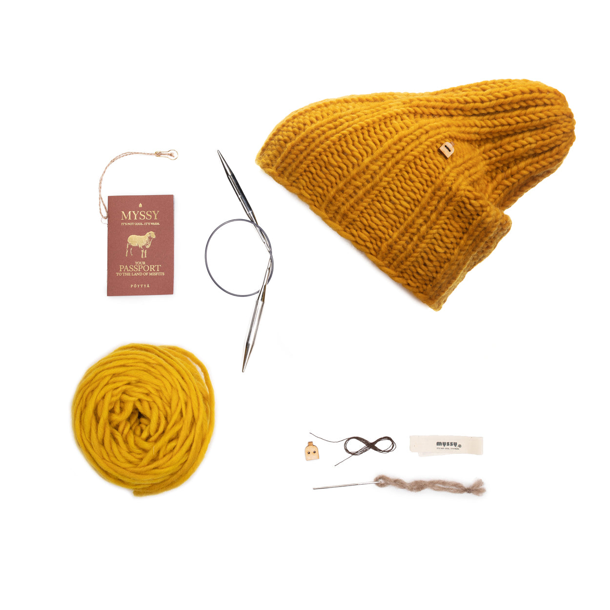 Yellow My Originals DIY Kit