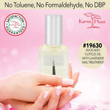 Avocado Cuticle Oil with Lavender - Nail Treatment; Non-Toxic, Vegan, and Cruelty-Free (#19628)
