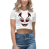 Devil Monster Crop Top