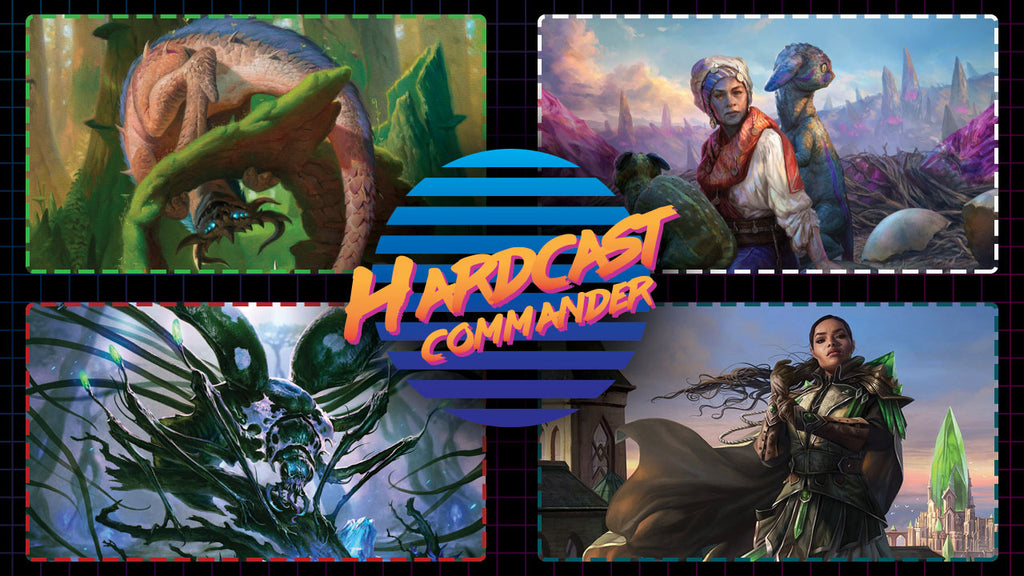 Hardcast: Commander - Episode 0301: C20 Preconstructed Decks is now live!
