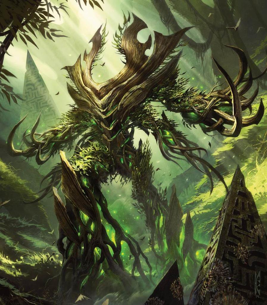 4 juicy uses of Ashaya, Soul of the Wild from Zendikar Rising