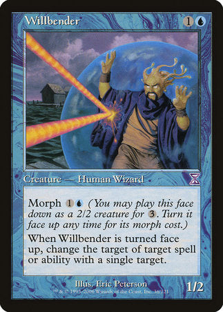 Willbender [Time Spiral Timeshifted] | Vault TCG Singles
