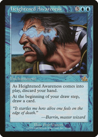 Heightened Awareness [Prophecy] | Vault TCG Singles