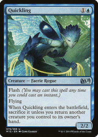 Quickling [Magic 2015] | Vault TCG Singles