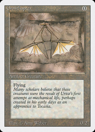 Ornithopter [Revised Edition] | Vault TCG Singles