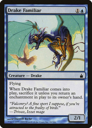 Drake Familiar [Ravnica: City of Guilds] | Vault TCG Singles