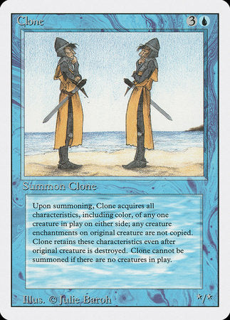 Clone [Revised Edition] | Vault TCG Singles