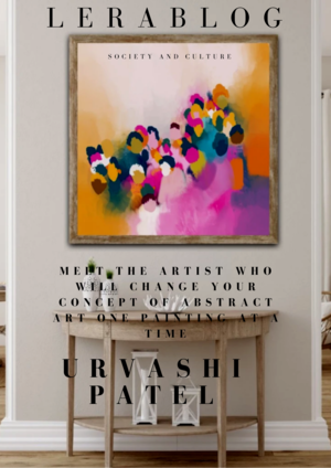 Urvashi Art Studio- Press Feature