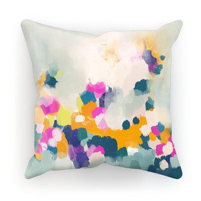 Misty Morning  Cushion - Urvashi Art Studio