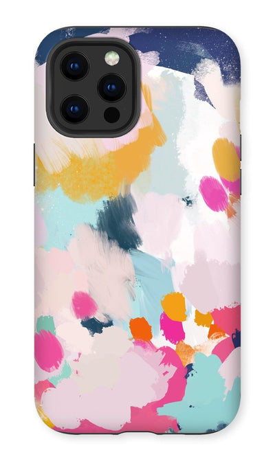 Misty Blooms Phone Case - Urvashi Art Studio