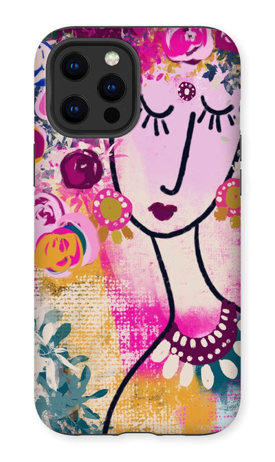 I am blooming Phone Case - Urvashi Art Studio
