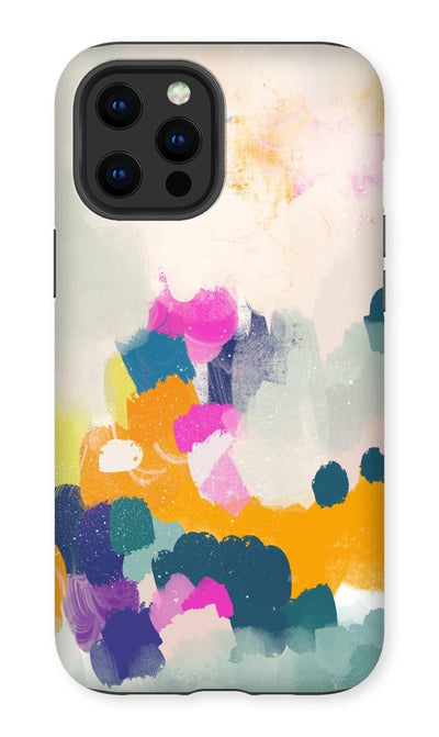 Misty Morning  Phone Case - Urvashi Art Studio
