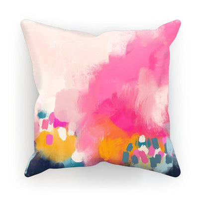 Keep Blooming Cushion - Urvashi Art Studio