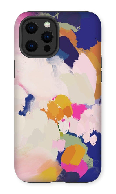 Colourful Evening Phone Case - Urvashi Art Studio