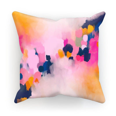 Flower Harvest Cushion - Urvashi Art Studio