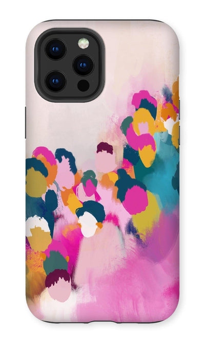 Colourful People Phone Case - Urvashi Art Studio