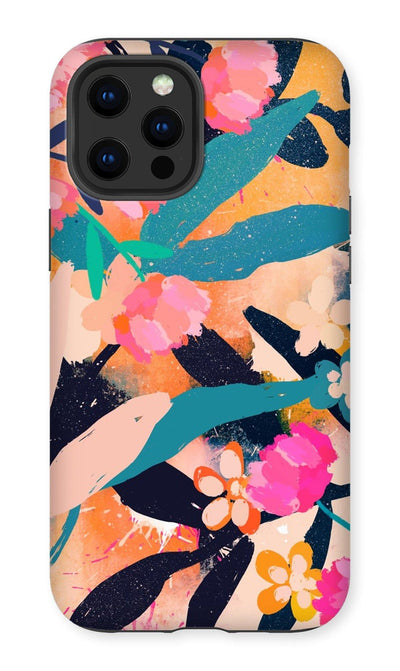 At the sunrise Phone Case - Urvashi Art Studio