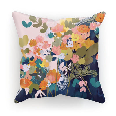 Day and night Cushion - Urvashi Art Studio