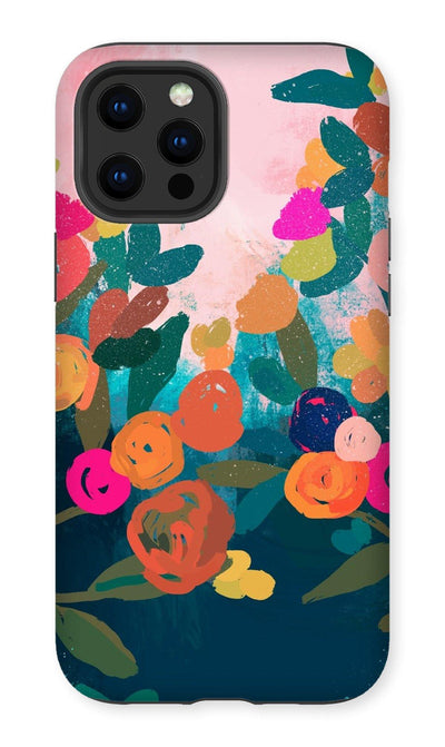 Floral Garden Phone Case - Urvashi Art Studio
